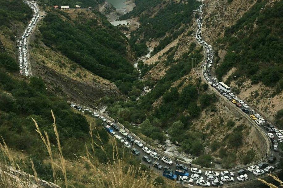 آخرین وضعیت راههای مسدود و پرترافیک