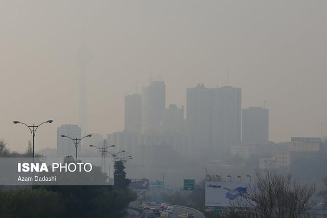 سهم زیاد خودروهادر تولید گازهای آلاینده